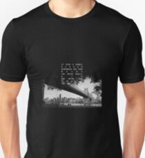 PERSON OF INTEREST FINALE - Maybe This Isn't The End At All Unisex T-Shirt