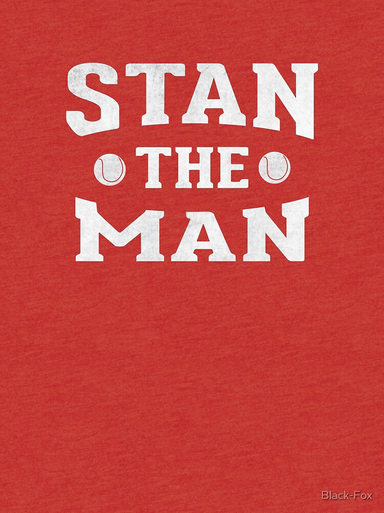Stan the Man by Black-Fox