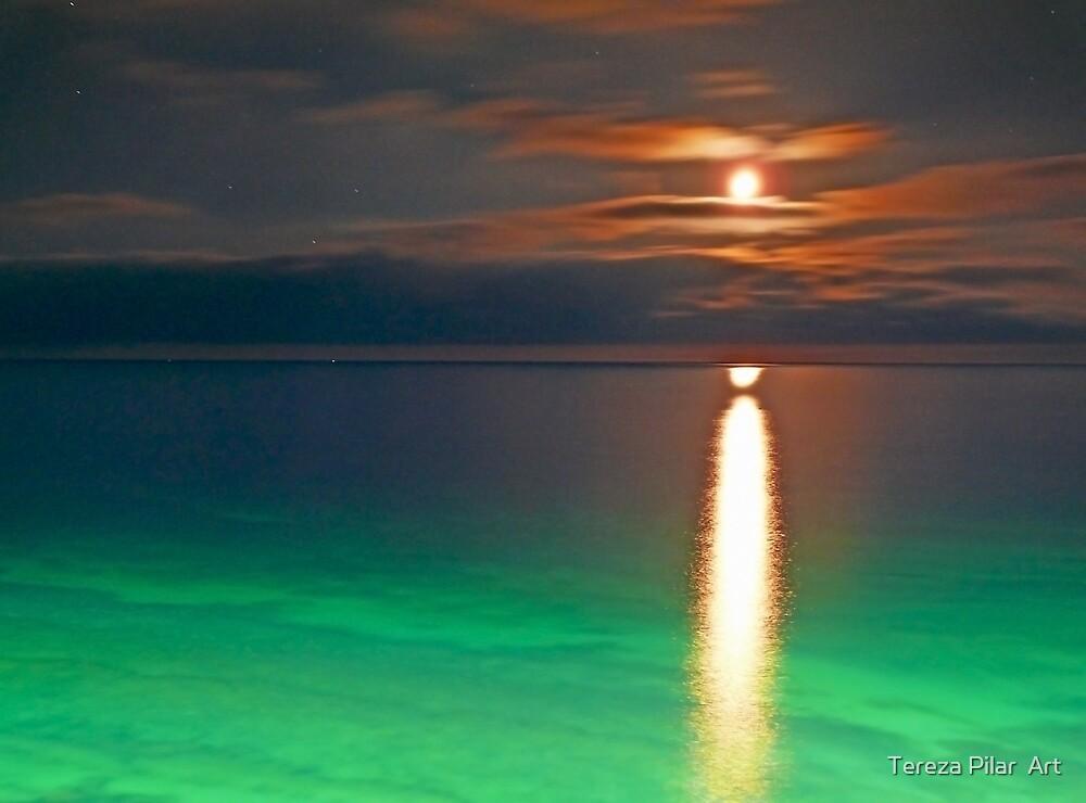 moon love... by terezadelpilar ~ art & architecture
