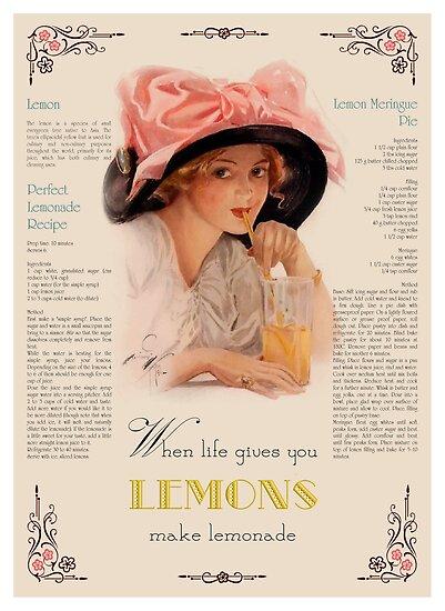 Lemons! by HeritageScrap