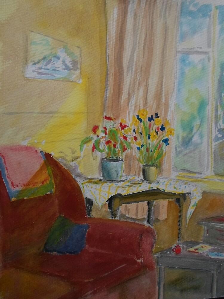Sunny Corner by Beswickian