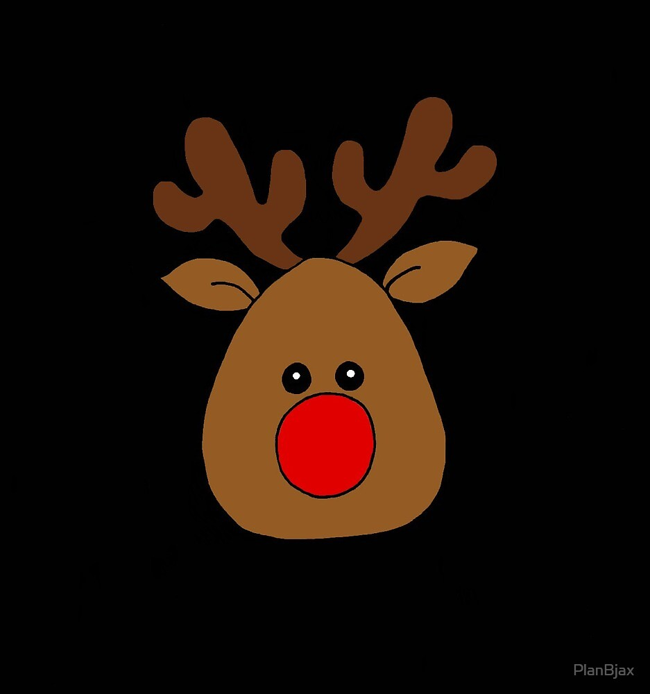 Rudolph the Red Nosed Reindeer by PlanBjax