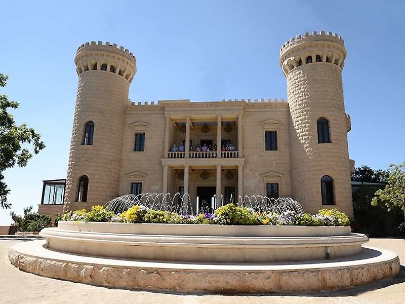 Planning a Wedding Lebanon with the Perfect Wedding Venue by hightowercastle