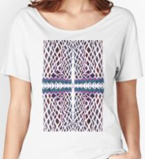 strange commitee meeting leaves one breathless Women's Relaxed Fit T-Shirt