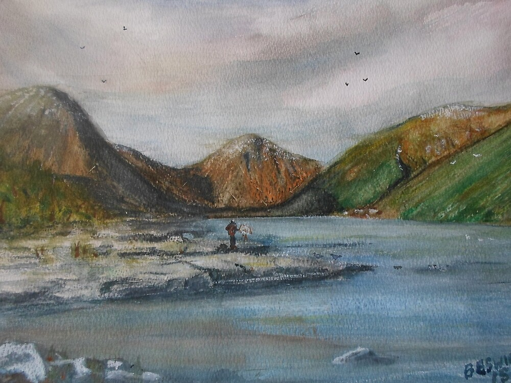 Britain's favourite view, Wasdale by Beswickian
