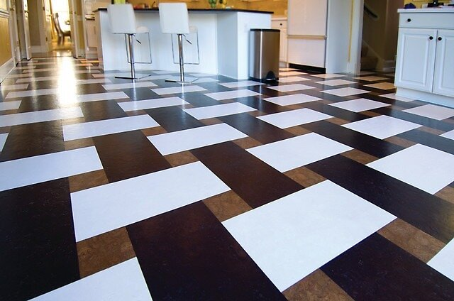 Resilient Tile Flooring For the Look of Timber by Wonder Vinyl  Flooring