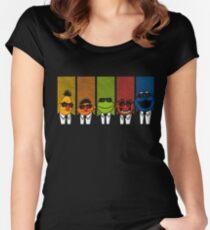 Reservoir Muppets V2 Women's Fitted Scoop T-Shirt