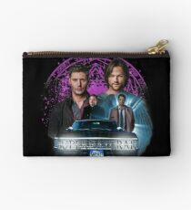 Supernatural The Roads Journey Studio Pouch