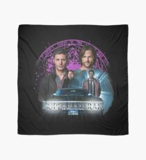 Supernatural The Roads Journey Scarf