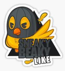 CS:GO Sneaky Beaky Like Sticker
