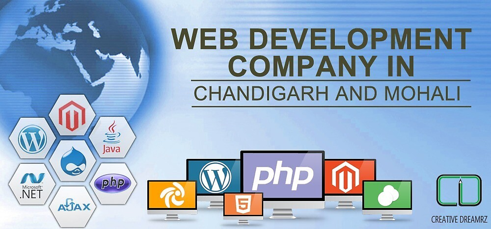 Php web development services  by CreativeDreamrz