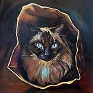 Cat in the Bag by Christine Montague