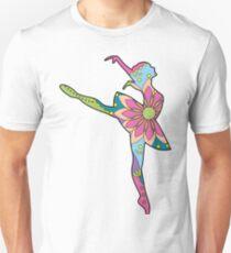 Ballet dancer Unisex T-Shirt