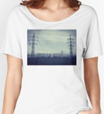 Power Plant Women's Relaxed Fit T-Shirt