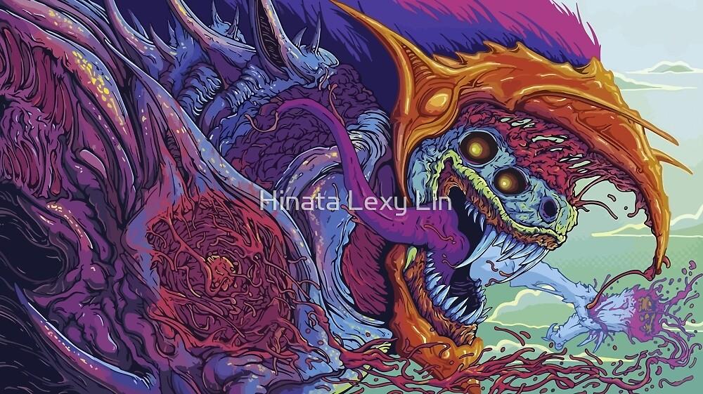 Hyper Beast by Hinata Lexy Lin