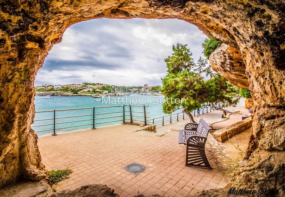 Porto Cristo - Mallorca by MATTHEW SUTTON