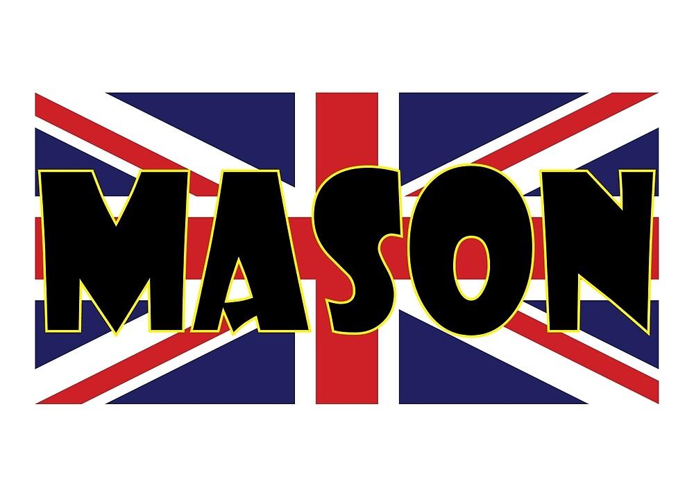 Mason (UK) by Obercostyle