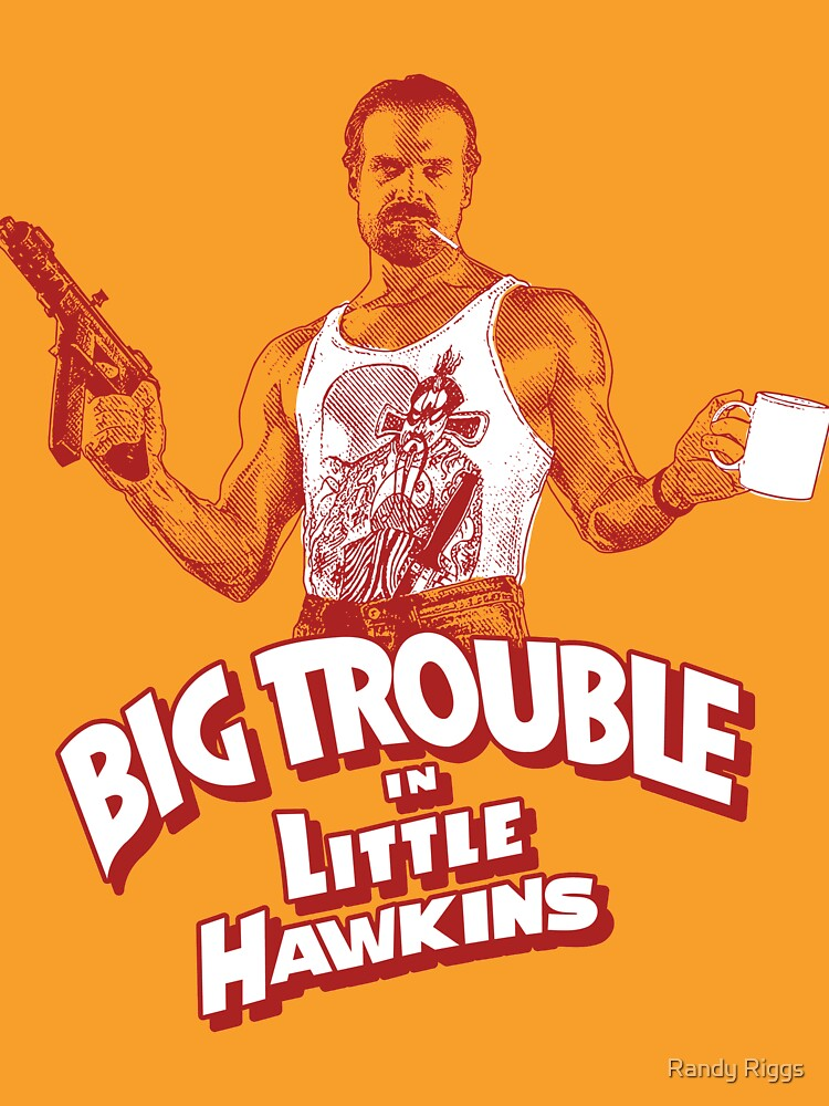 Big Trouble in Little Hawkins by randyriggs