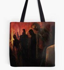 The Ravenous Undead Tote Bag