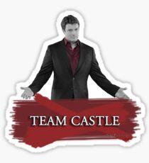 Team Castle Sticker
