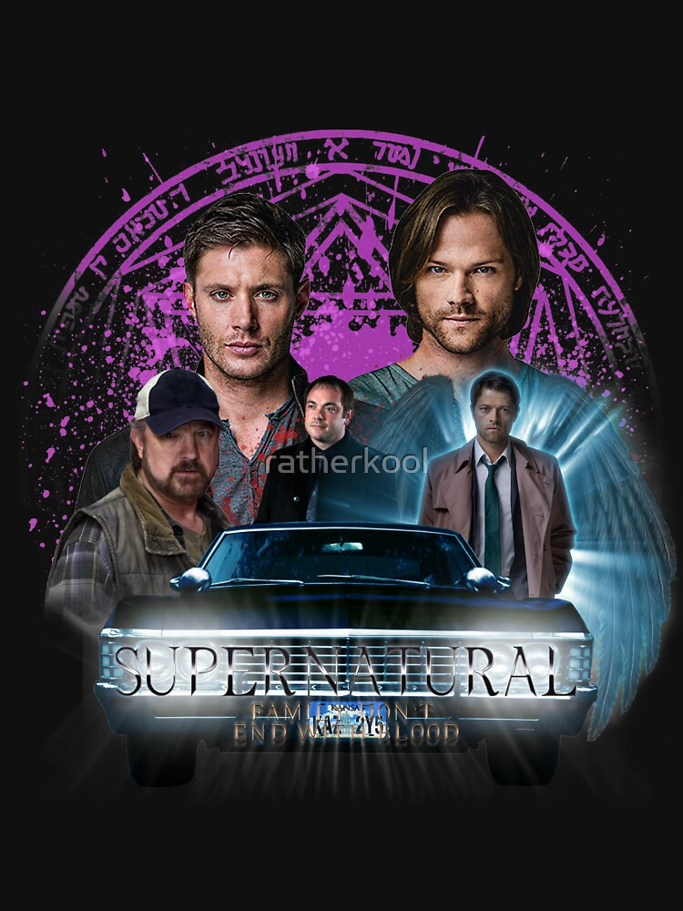 Supernatural Family dont end with Blood 2 by ratherkool