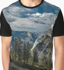 Yosemite National Park Graphic T-Shirt