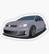 MK7 GTi Sticker