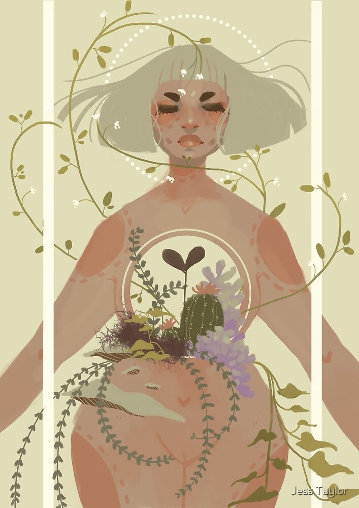 My Body, the Garden by Jess Taylor