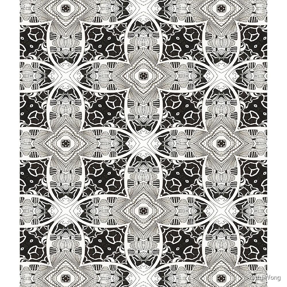 Pattern tile 2 by Kitty Wong
