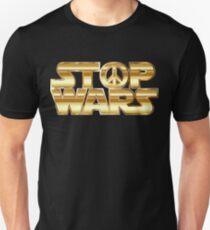 Star Wars Parody - Stop Wars  Unisex T-Shirt