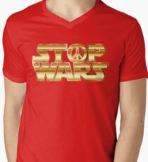 Star Wars Parody - Stop Wars  T-Shirt