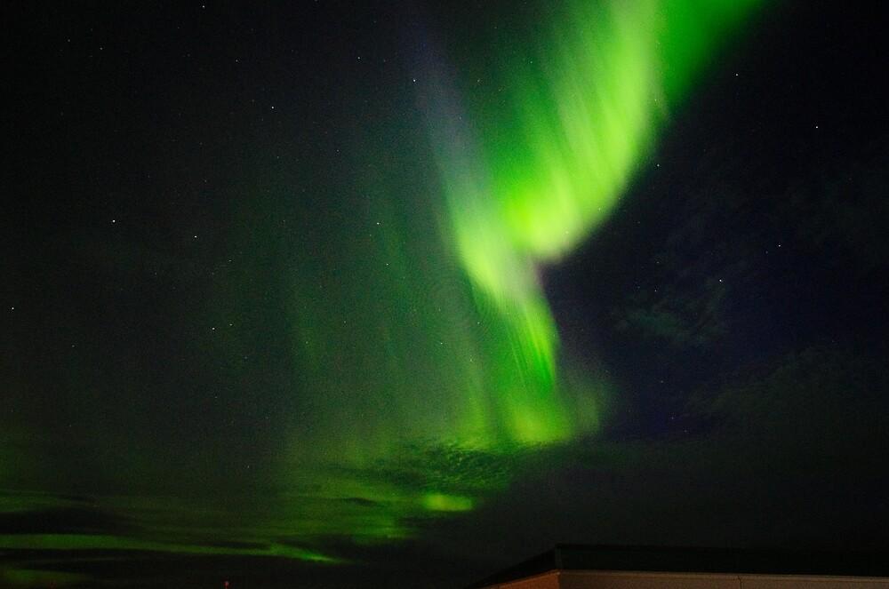Aurora borealis by thomasnicodeme