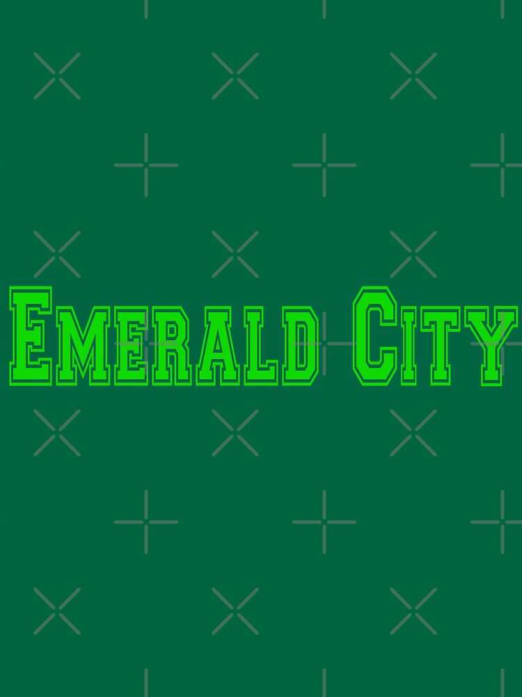 Emerald City by carriepotter