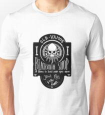 Old Vamos' Blacksmith Shop T-Shirt