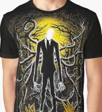 Slender Man 02 Graphic T-Shirt