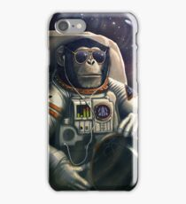 Space Farer iPhone Case/Skin