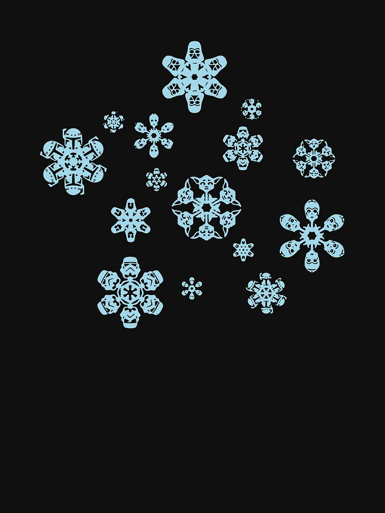 Snow Flakes Funny by hadimo