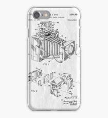 Patent Image - Camera 1 - White iPhone Case/Skin