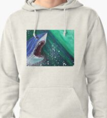 Great White Gauntlet Pullover Hoodie