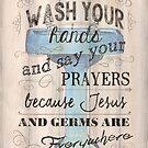 Wash Your Hands... by Debbie DeWitt