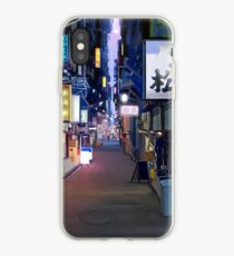 Night in Japan  iPhone Case