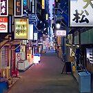 «Night in Japan » de adriaguez
