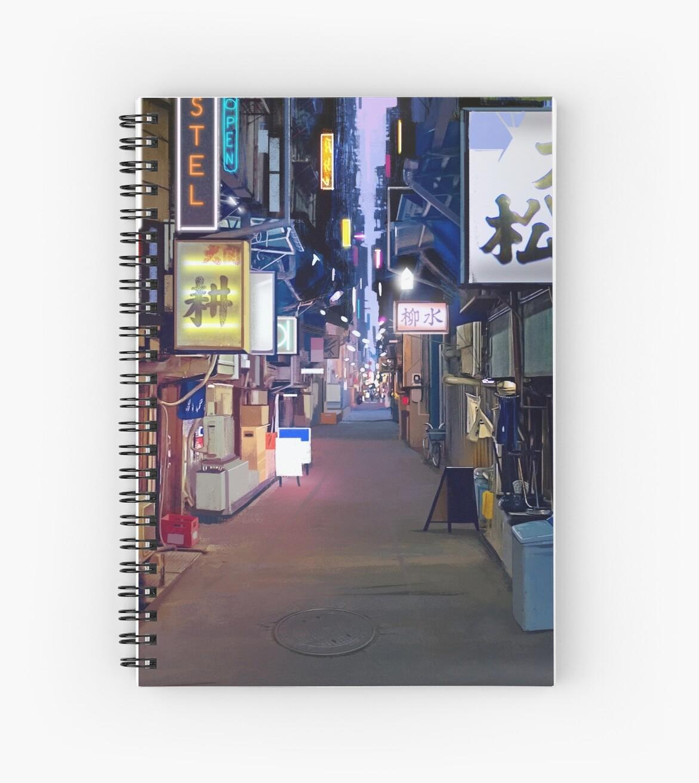 Nacht in Japan von adriaguez