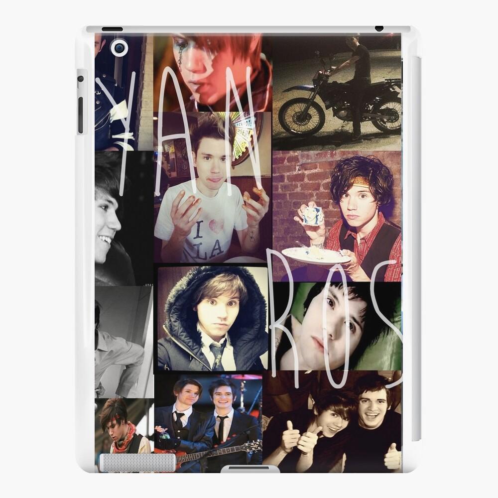 Ryan Ross collage collection n__n iPad-Hüllen & Klebefolien