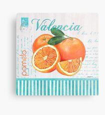Valencia 1 Metallbild