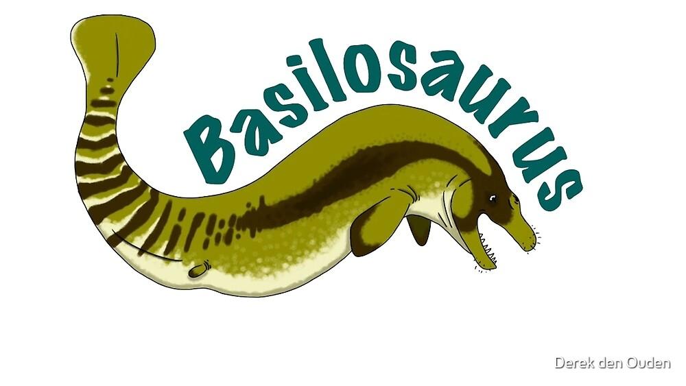 Basilosaurus by Derek den Ouden