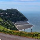 Lynton and Lynmouth Devon by Avril Harris
