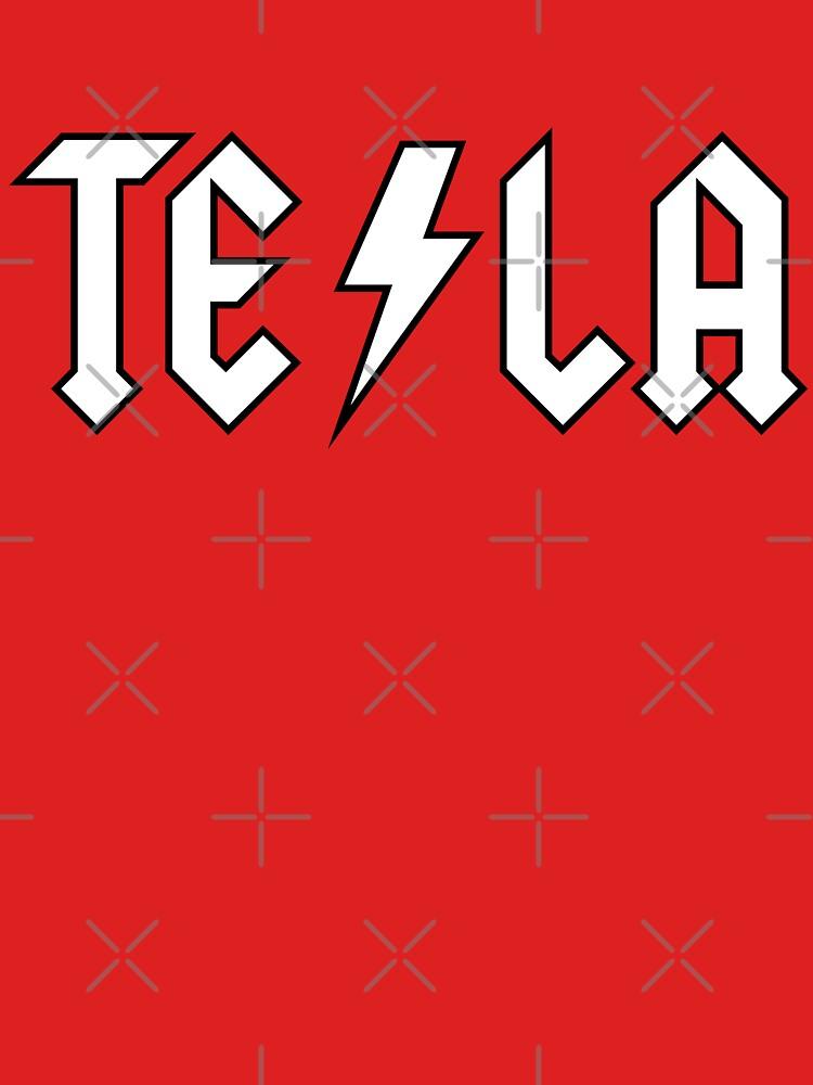 Tesla - AC/DC by mymainmandeebo