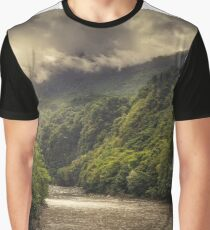 Moody Weather Graphic T-Shirt