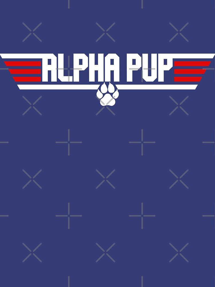 Alpha Pup by Steve616